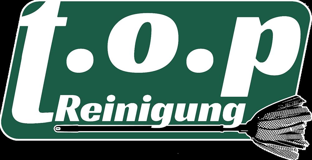 T.o.p. Reinigung Logo