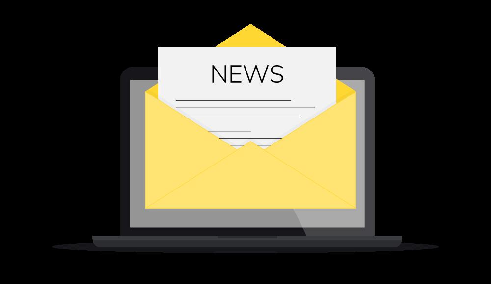 Erhalten Sie Nachrichten von CleanManager direkt in Ihrem Posteingang